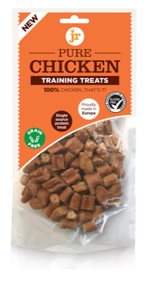 LIVforPETS Shop - JR Pet Products, 100% Natural Dog Treats - Training Treats, Chicken. LIV for PETS - Dog Walking and Pet Sitting in Slip End Harpenden Caddington and Markyate.