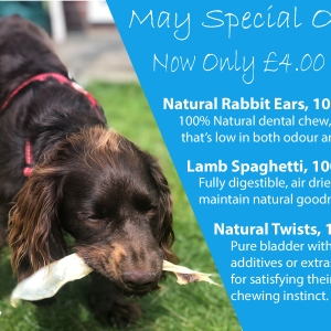 LIVforPETS Shop - May Special Offer
